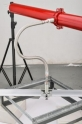 Ống mềm nối đầu sprinkler REALFLEX trần Nhôm FM 203PSI(14bar)