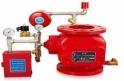 Van tràn (Kiểu đòn bẩy) - Lever-type deluge alarm valve
