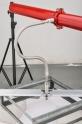 Ống mềm nối đầu sprinkler REALFLEX cho trần Nhôm